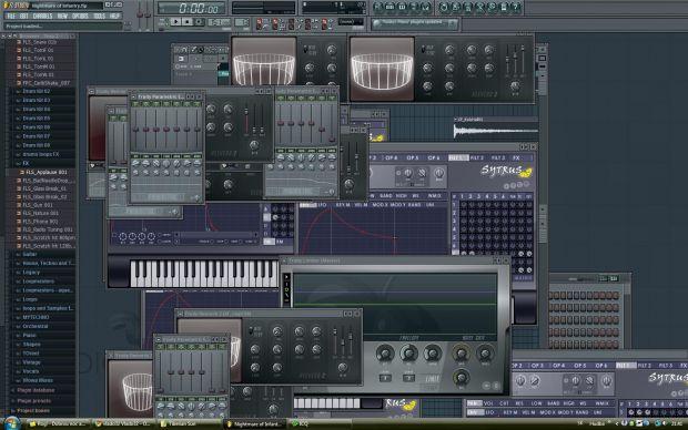 Мануал к FL Studio9 на русском языке - 22 Апреля 2012 - FaZZeR.Ucoz.Ru